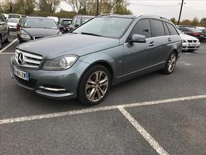 Mercedes-benz Classe c Classe C Break 220 CDI BlueEfficiency
