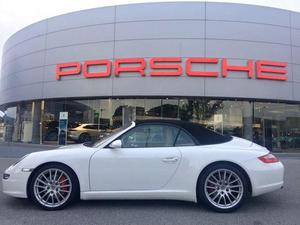 Porsche 911 cabriolet (997) CARRERA 4S  Occasion