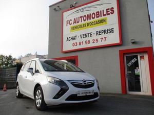Opel Zafira tourer 2L CDTI 136CH ECOFLEX COSMO PACK