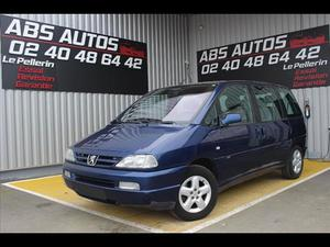 Peugeot  HDI110 ST PACK 7PLACES  Occasion