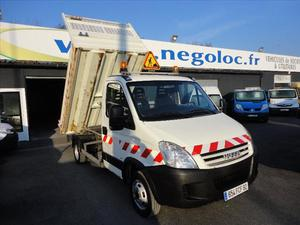 Iveco Daily ccb 35C12 BENNE ROUES JUMELÉES ATTELAGE