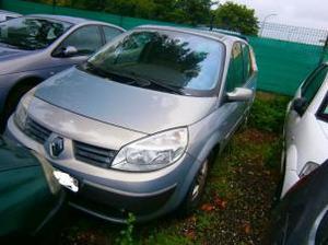 Renault Grand Scenic II 1.9 Dci-Accidenté-Pour pro