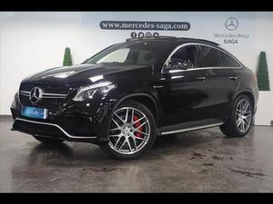 Mercedes-benz GLE COUPÉ 63 AMG S 585CH 4M 7G-TRO SSHIFT+