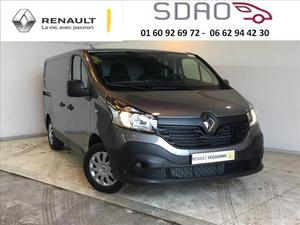 Renault Trafic fourgon TRAFIC FGN L1H KG DCI 120 E6