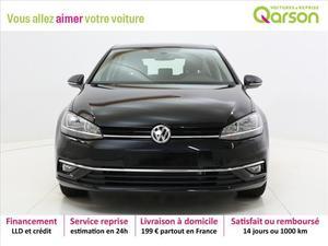 Volkswagen GOLF 1.4 TSI 125 BT CONFORTLINE DSG 5P