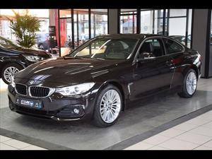BMW SÉRIE 4 COUPÉ 420D 184 LUXURY  Occasion