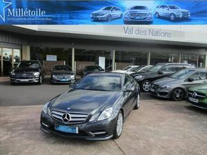 Mercedes-benz CLASSE E 220 CDI BE CLASSIC  Occasion