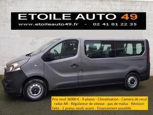 Opel Vivaro combi CDTI 125 L2H1 PACK CLIM GPS  Occasion
