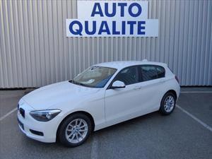 BMW 116 DA CH ADVANTAGE 5P  Occasion