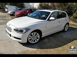 BMW 118 d Urban Life Bi Xénon TO GPS Pro  Occasion