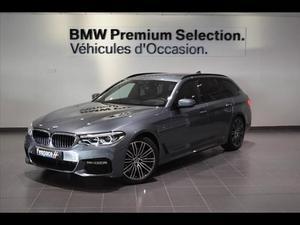 BMW SÉRIE 5 TOURING 520DA XDRIVE 190 M SPORT STEPTRO
