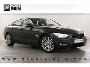 BMW Serie 4 GRAN COUPE F36 Gran Coupé 418d 150 ch Luxury A