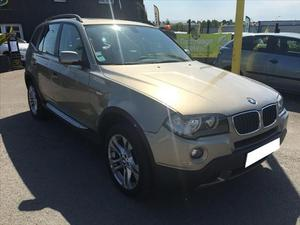 BMW X3 (EDA 177CH LUXE - A MARCHAND  Occasion