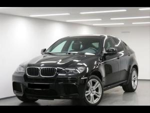 BMW X6 m M 555ch  Occasion