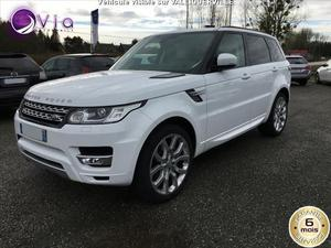 Land Rover Range Rover Sport Range Rover  Occasion