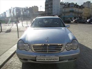 Mercedes-benz CLASSE C BREAK 220 CDI CLASSIC BV