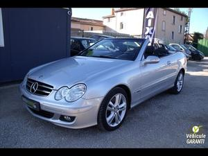 Mercedes-benz CLK 320 CDI 224 CV CAB AVANTGARDE