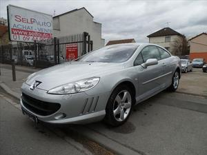 Peugeot 407 COUPE V GRIFFE  Occasion