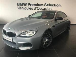 BMW M6 COUPÉ 560CH  Occasion