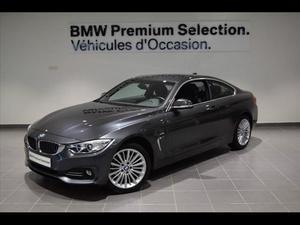 BMW SÉRIE 4 COUPÉ 420D XDRIVE 184 LUXURY  Occasion