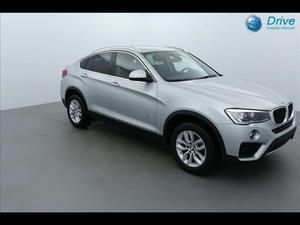 BMW X4 F26 xDrive20d 190ch Lounge Plus A  Occasion