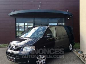 Volkswagen Multivan T5 2.5 TDI CARAT noir métallisé