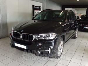 BMW X5 XDRIVE 25D LOUNGE PLUS noir verni