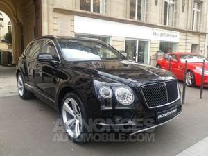 Bentley Bentayga V8 4.0 DIESEL noir verni
