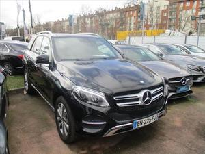 Mercedes-benz Classe gle 250 d 204ch Executive 4Matic