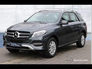 Mercedes-benz Classe gle 250 d 204ch Executive 9G-Tronic