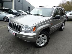 Jeep GRAND CHEROKEE 3.1 TD LIMITED BA  Occasion
