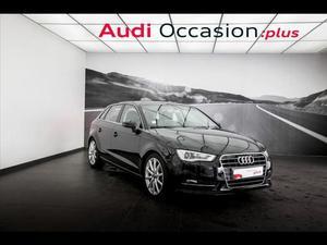 Audi A3 SPORTBACK SPORTBACK 1.4 TFSI 125 AMBITION LUXE