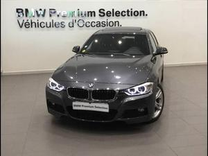 BMW 320 d xDrive 184 ch Berline M SPORT  Occasion
