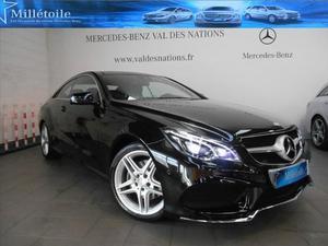 Mercedes-benz Classe e Coupé 220 BlueTEC Sportline