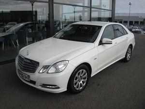 Mercedes-benz CLASSE E 220 CDI BE CLASSIC 7GTRO+