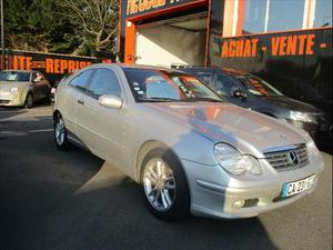 Mercedes-benz Classe c coupe sport (CL CDI SPORT BV6