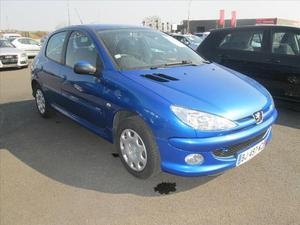 Peugeot 206 volant a droite V LOOK  Occasion