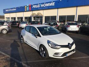 Renault Clio iv 0.9 TCE 90CH ENERGY INTENS PACK GT LINE