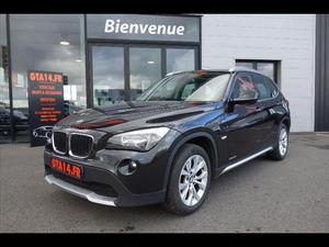 BMW X1 (E84) XDRIVE18D 143 LUXE  Occasion
