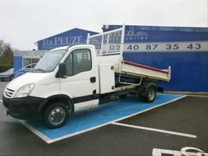 Iveco Daily ccb benne et coffre 35C Occasion