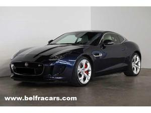 Jaguar F-type 5.0 V8 R BVAch Pano/Merid  Occasion