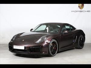 Porsche CAYMAN CH GTS PDK  Occasion