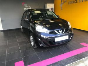 Nissan Micra  Visia Pack  Occasion