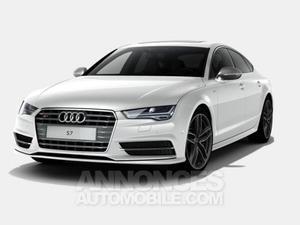 Audi S7 Sportback  blanc métallisé