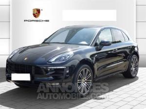 Porsche Macan GTS - PDK noir tief métal