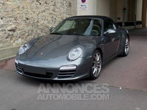 Porsche S PDK CABRIOLET gris