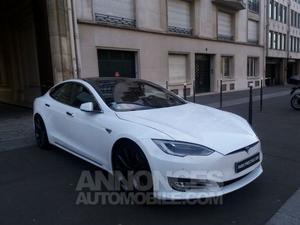 Tesla MODEL S 90 KWH DUAL MOTOR blanc verni