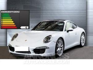 Porsche 991 Carrera S - pdk blanc métal