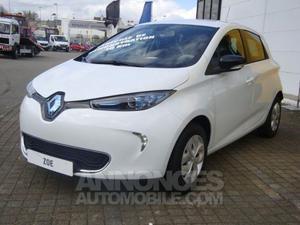 Renault ZOE Life type 2