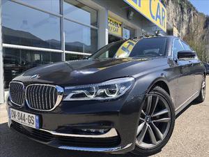 BMW 730 (G11/G12) DA XDRIVE 265CH EXCLUSIVE  Occasion